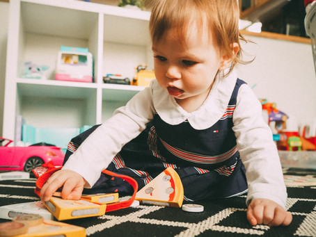 Childcare - later this year
