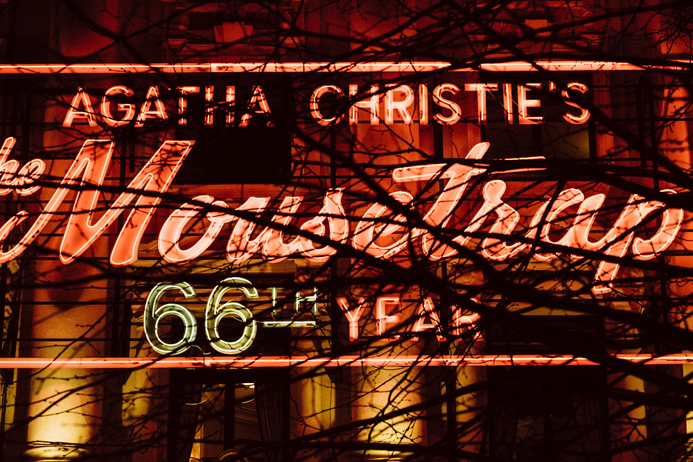 Agatha Christie's longest running play - Mousetrap
