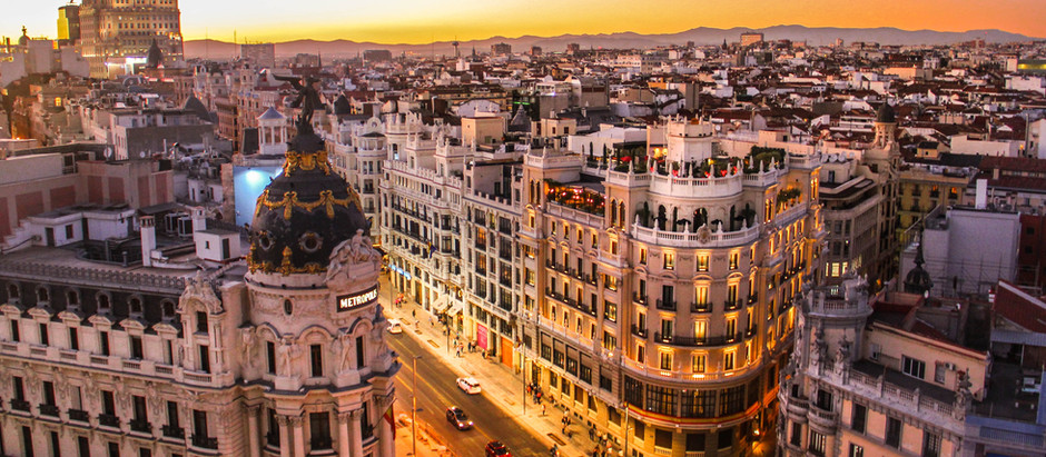Madrid's virus restrictions expose poor-rich divide