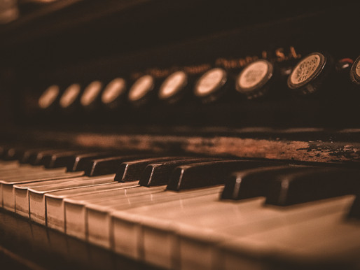 Spring Organ Recital (May 26)