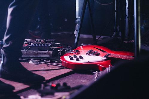 Sponsor the electric guitar!