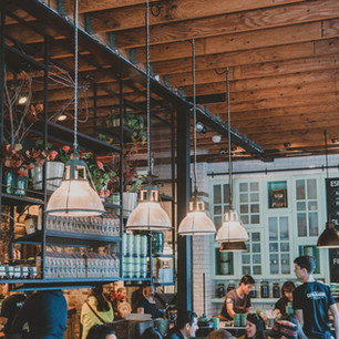 Coffee shops to large sit down restaurants