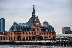 Central Railroad of New Jersey Terminal in Jersey City