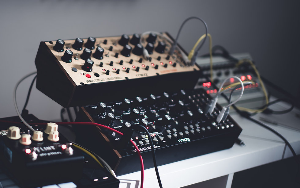 SYNTHESIZERS & AHDSR