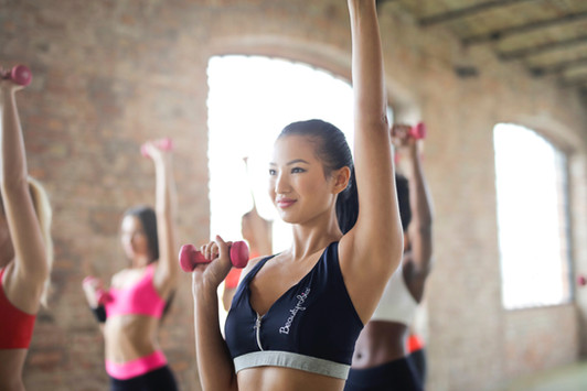 group fitness benefits