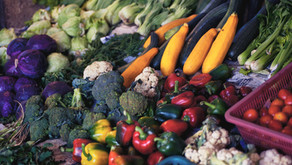 Colors & Benefits of Phytonutrients