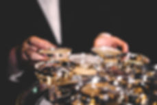 RayKen Events DJ Schweiz Suisse Switzerland Drinks Glasses Champagne