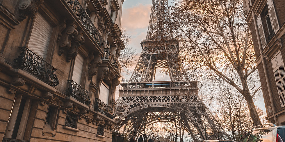 """CCR 2021 presents """"Discovering nouvelles industries in Paris"""""""