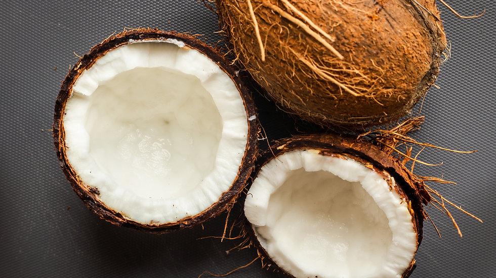 Homemade Coconut Paste