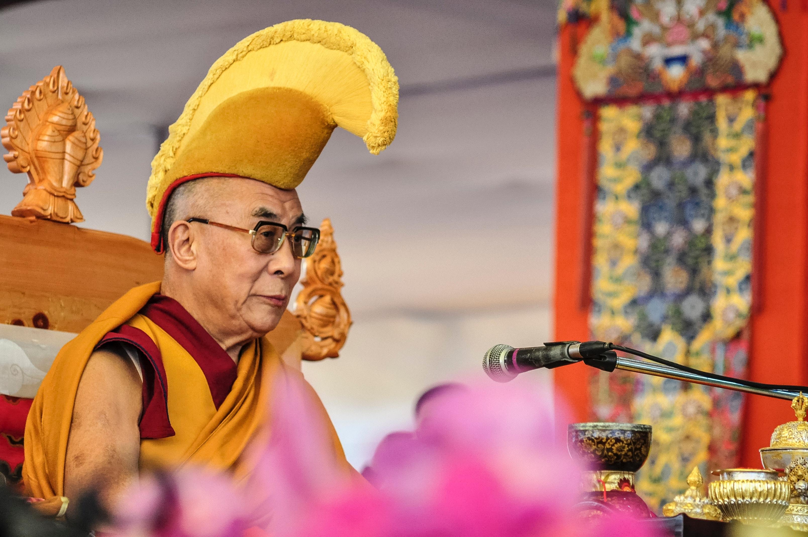 HH Dalai Lama Dharamsala