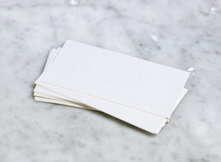 覚えておきたい!名刺やショップカードの定型サイズとおまけ。【グラフィックデザイン】