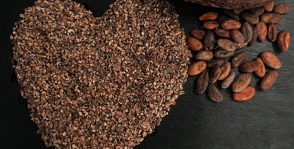 Organic Raw Cacao Nibs (1 lb)