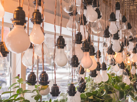 Candid Chaos Chronicles: Clair's Light Bulb Moment