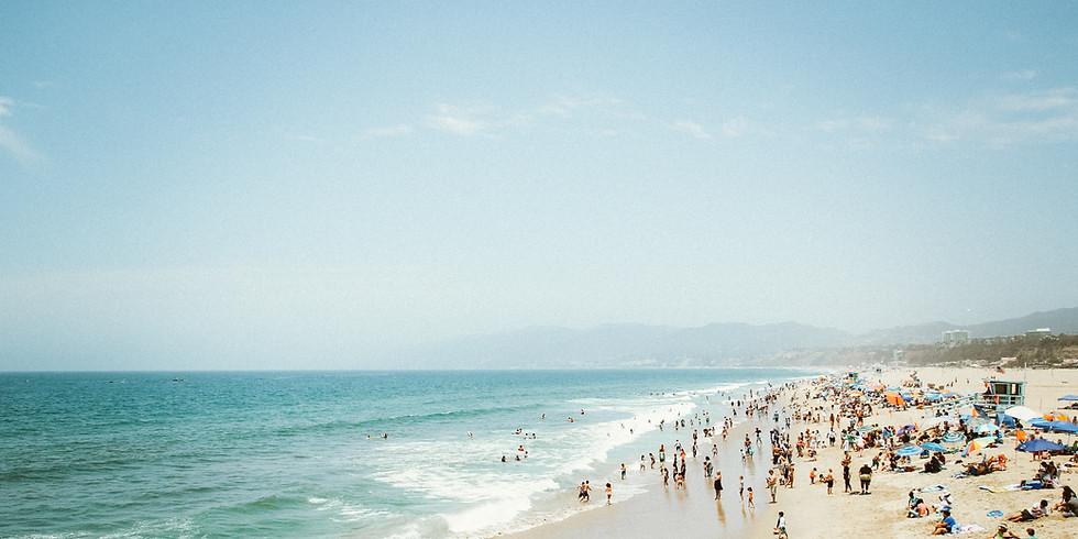 MV Youth Beach Trip