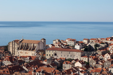 View of Old Dubrovnik