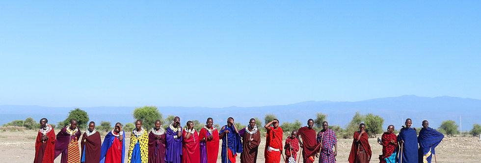 Masai Mara, Kenia: Pago de Inscripción