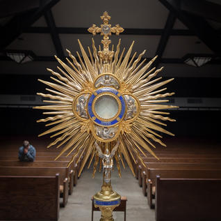 Spend Time in Adoration