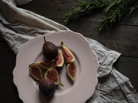 Sweet Focaccia with Figs, Plums, and Hazelnuts - Tuesday August 25 10:00