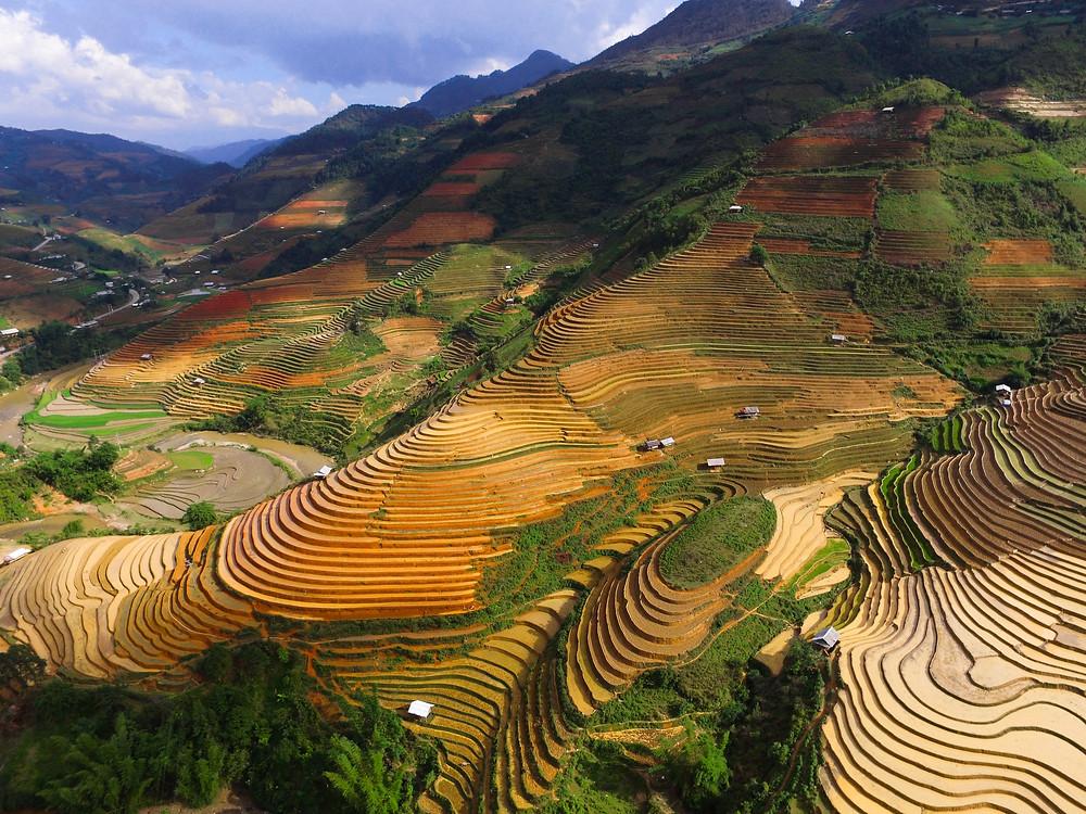 législation des drones au vietnam