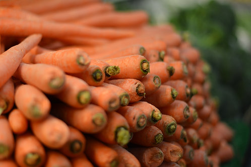 Certified Organic Value Carrots