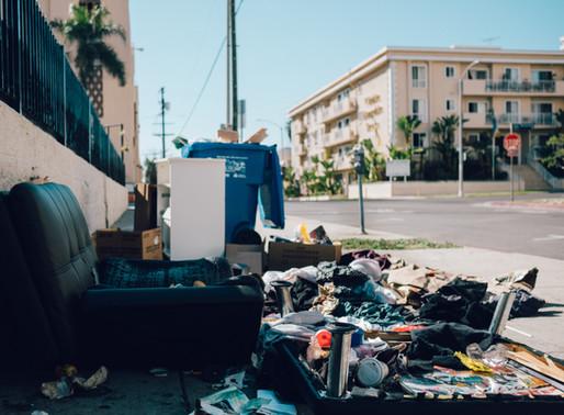 Toward the Mess (Sermon)