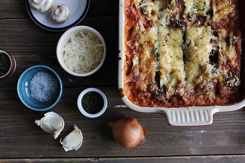 Vegetarian Lasagna Pack
