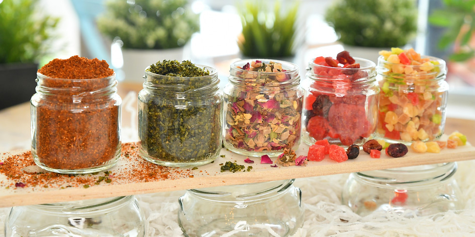 Preserves & Quick Pickle - Seasonal Foods Culinary Class