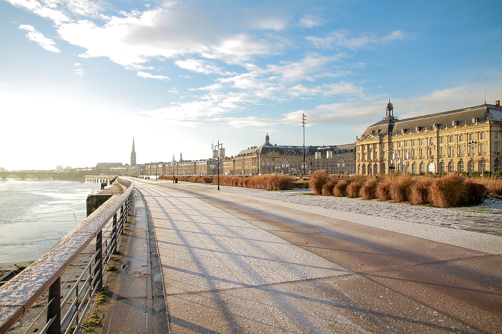 Bordeaux is a top European city to visit