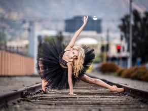 HSC Dance | Core Composition | Visual Stimuli