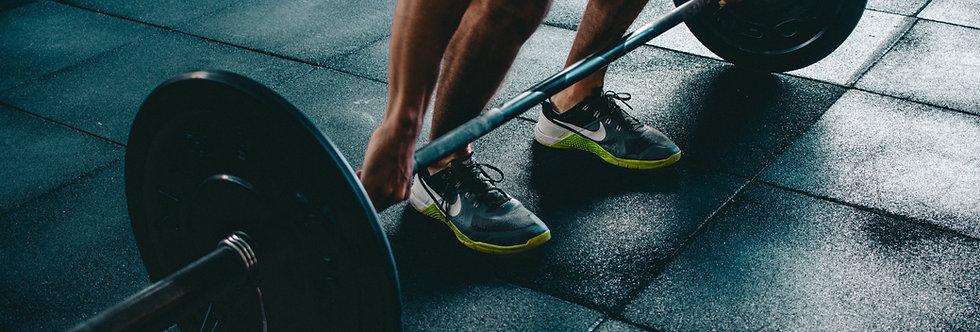 Barra Olímpica Fénix hombre 20kg