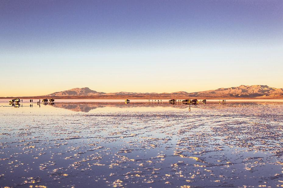 Circuit Uyuni à San Pedro d'atacama désert d'Atacama