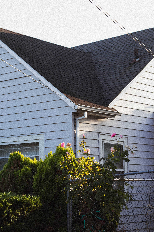 Exterior Damage to home