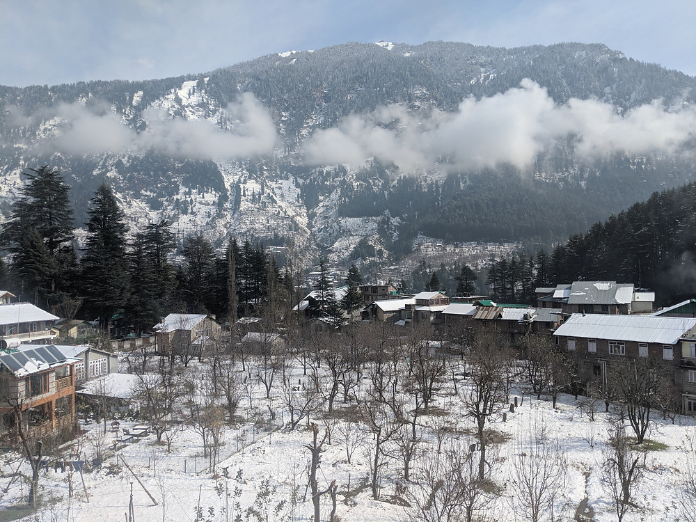 best time to visit manali for snow