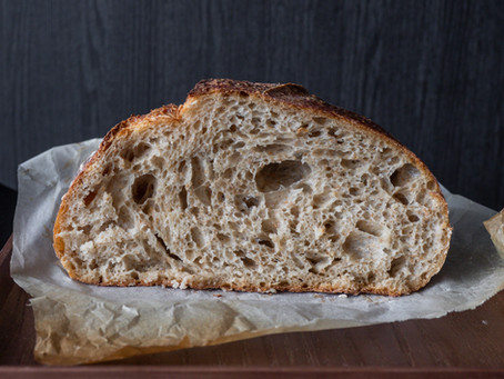 Pan más digerible y con mejor sabor y aroma