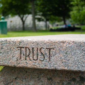 Ruth's & Peter's Crew (4-11yrs) TRUST
