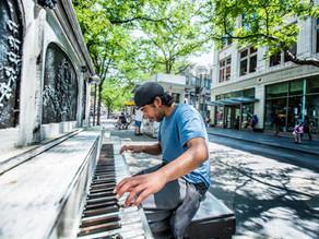 Top 5 Amazing Piano Street Performances
