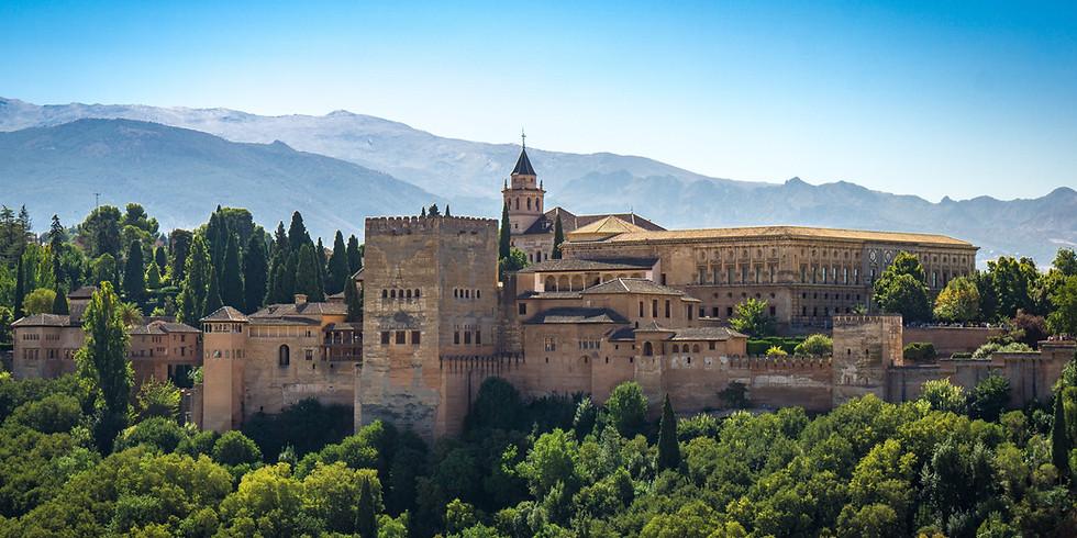 GRANADA, Spain | 2020 (cancelled due to COVID-19)