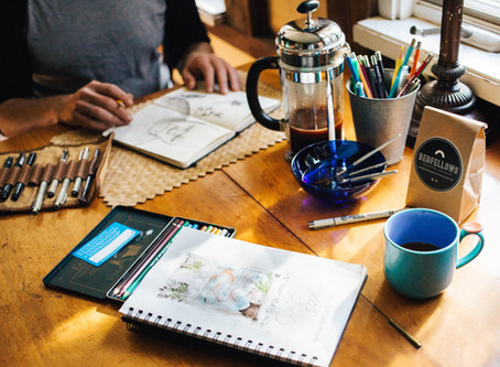 10 Ways to Get Those Creative Juices Flowing