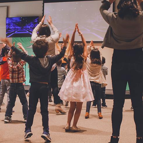Dans voor de jongsten (kids 4-6 jaar)