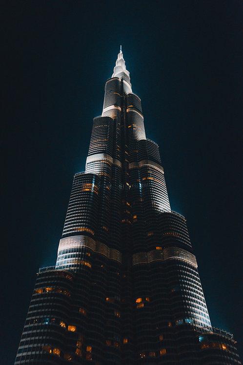 India + Dubai 12 días: Pago mensual