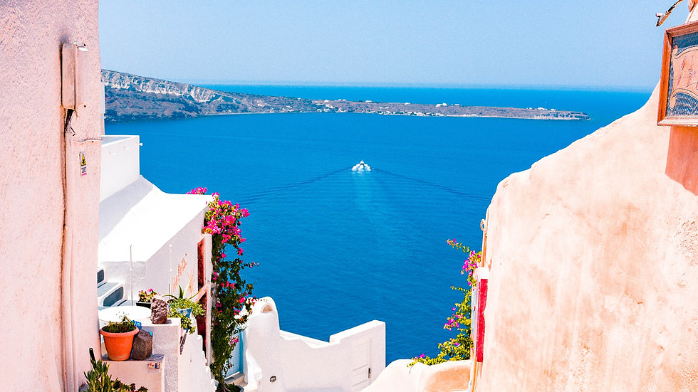 Greece Concierge Package