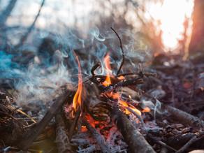 O uso inconsequente do fogo