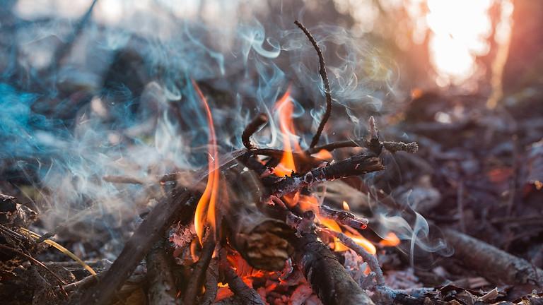 Workshop vuur maken