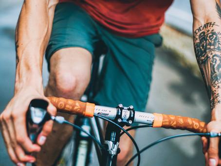 Dicas de segurança e conforto para a saúde pélvica do ciclista