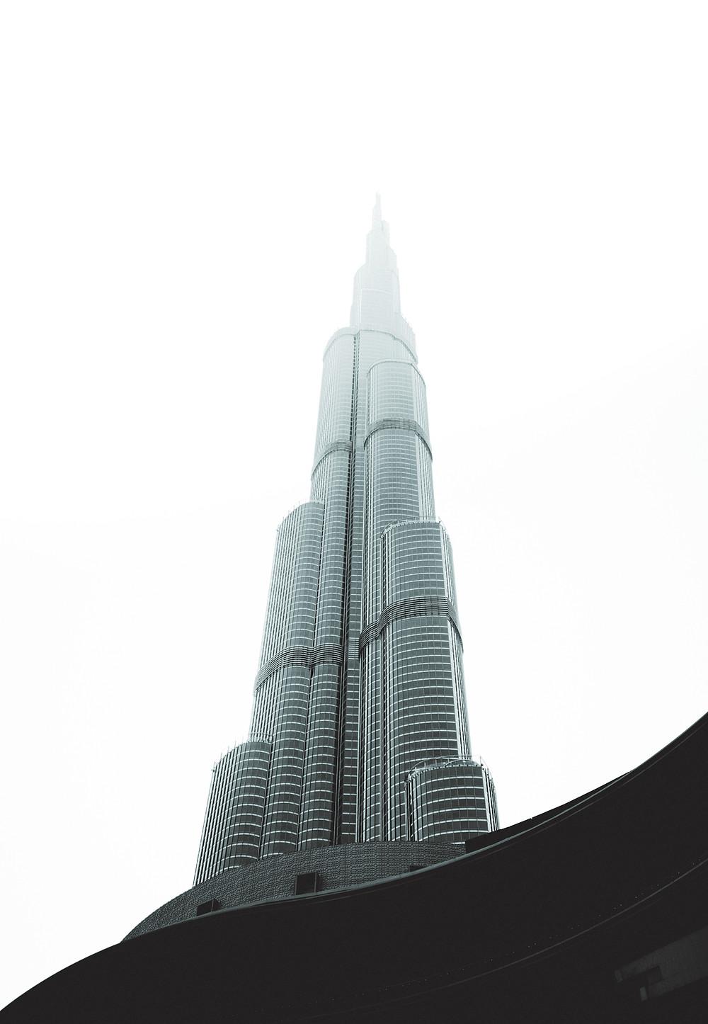 Burj Khalifa Skyscraper