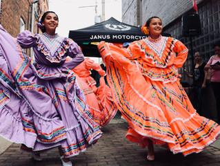 Hispanic Heritage Spirit Week!
