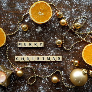 Christmas and Clementines