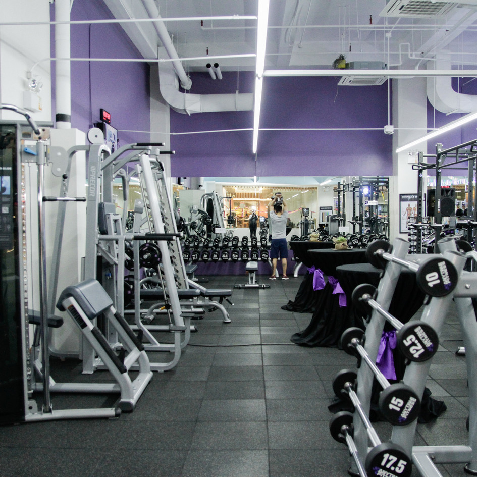 Gym & Leisure Cleaning