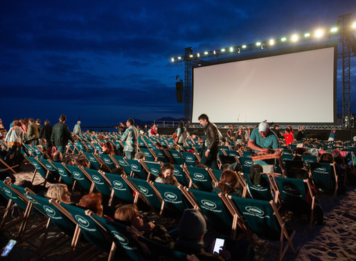 What role online film festivals play in 2020