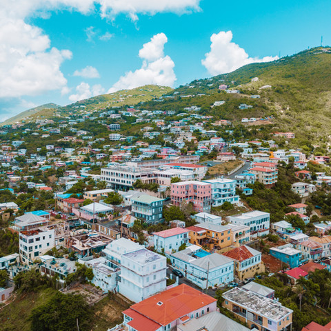 Virgin Islands, USA